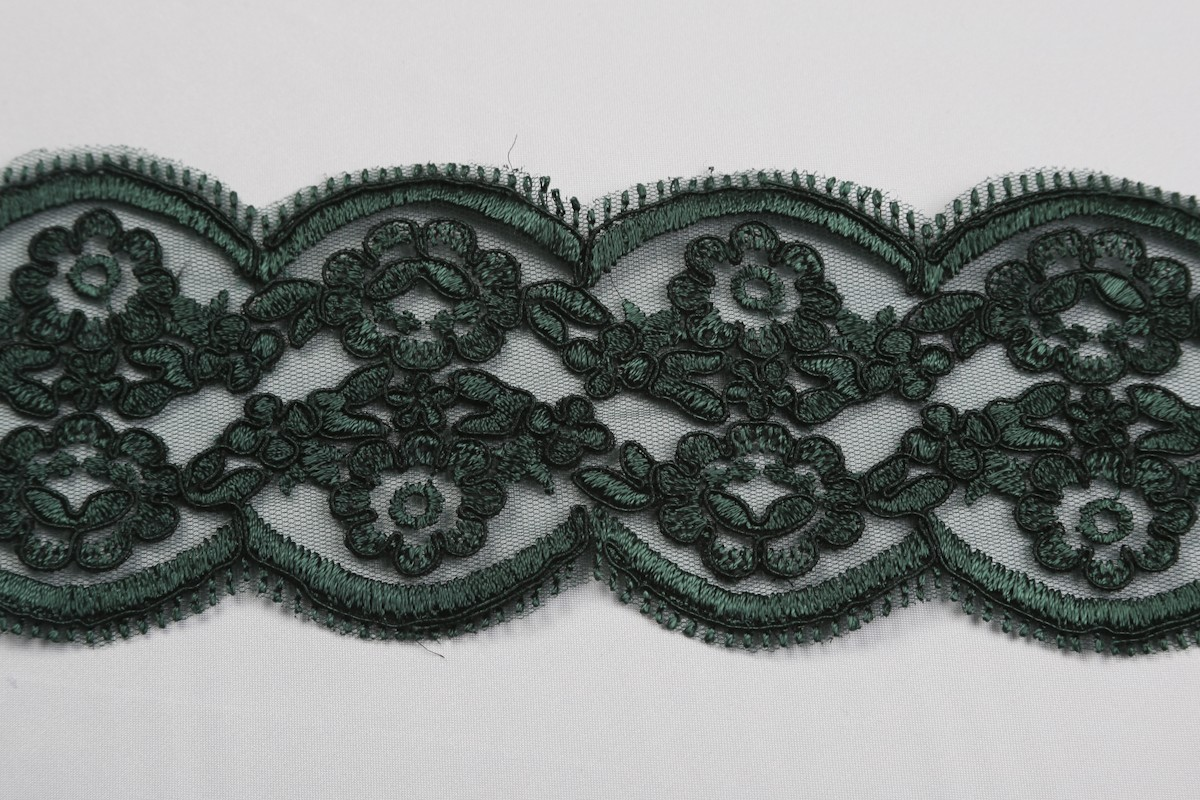 """3"""" Corded Galloon Lace"""