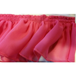 Pleated Chiffon #3184