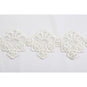 Beaded Lace Trim B918