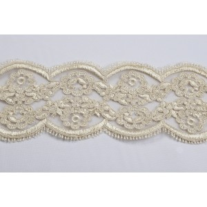 "3"" Corded Galloon Lace"