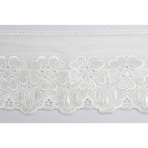Embroidered Organdy #5297/7""