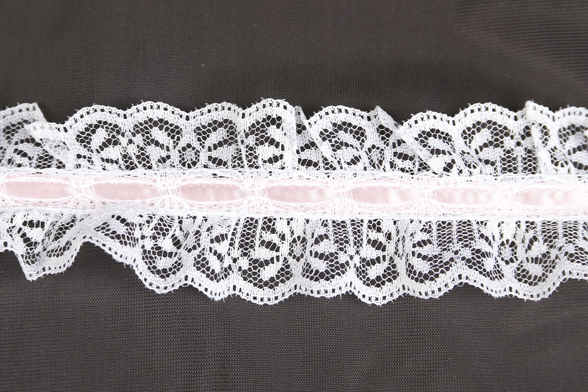 Ruffled Lace #2519