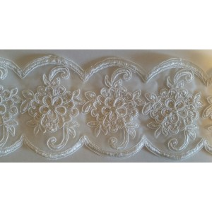 Corded Gallon Lace #9680