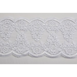 """6"""" Corded Galloon Lace"""