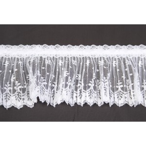 Pleated Lace #4134P